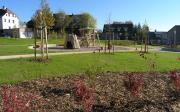Neustadt - Umgestaltung einer Industriebrache in eine öffentliche Freifläche