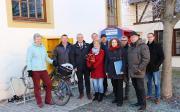 Drei Gleichen OT Mühlberg – Ladestation für E-Bikes und Pedelecs im Landkreis Gotha
