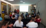 2. Treffen im Rahmen des LEADER-Kooperationsprojektes Geopark-Plus in Bischofshofen