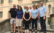 Internat. Geopark-Kooperationstreffen