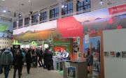 Besuch des 12. Zukunftsforums Ländliche Entwicklung in Berlin